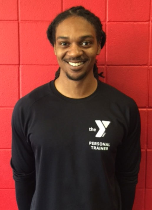 River Valley YMCA Personal Trainer TaRon Squires