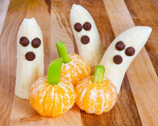 Halloween treats don't have to be spooky