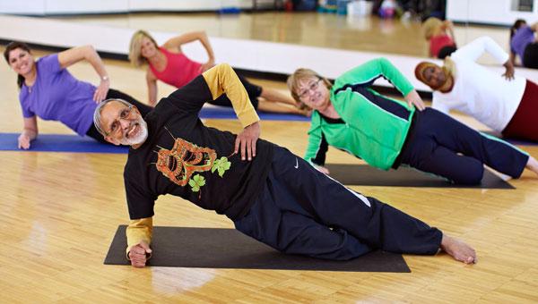 Cardio Older Adults Training