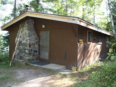 North Cove Cabin
