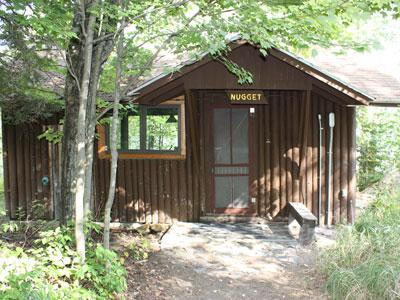 Nugget Cabin