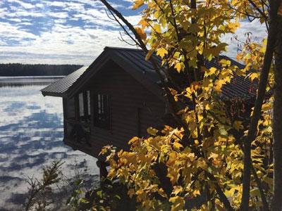 Pilot House Cabin