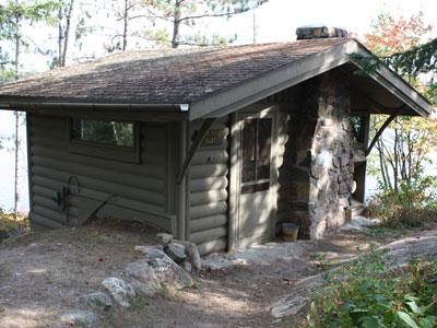 Sans Souci Cabin