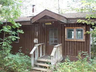 Totem Cabin