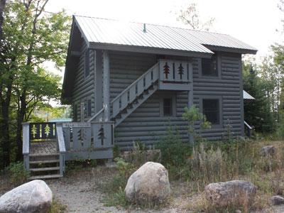 Bald Eagle Cabin