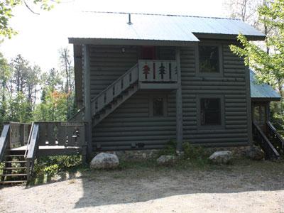Greenstone Cabin