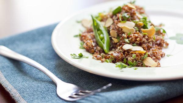 Recipe: Crunchy Quinoa Salad