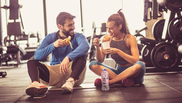 Smarter workout snacks