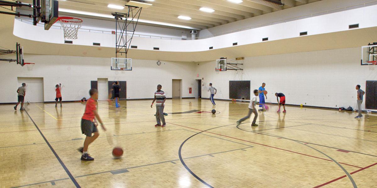 New Hope YMCA Gym