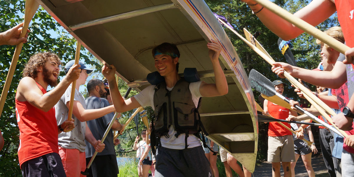 Make friends and memories that last a lifetime at Camp Warren
