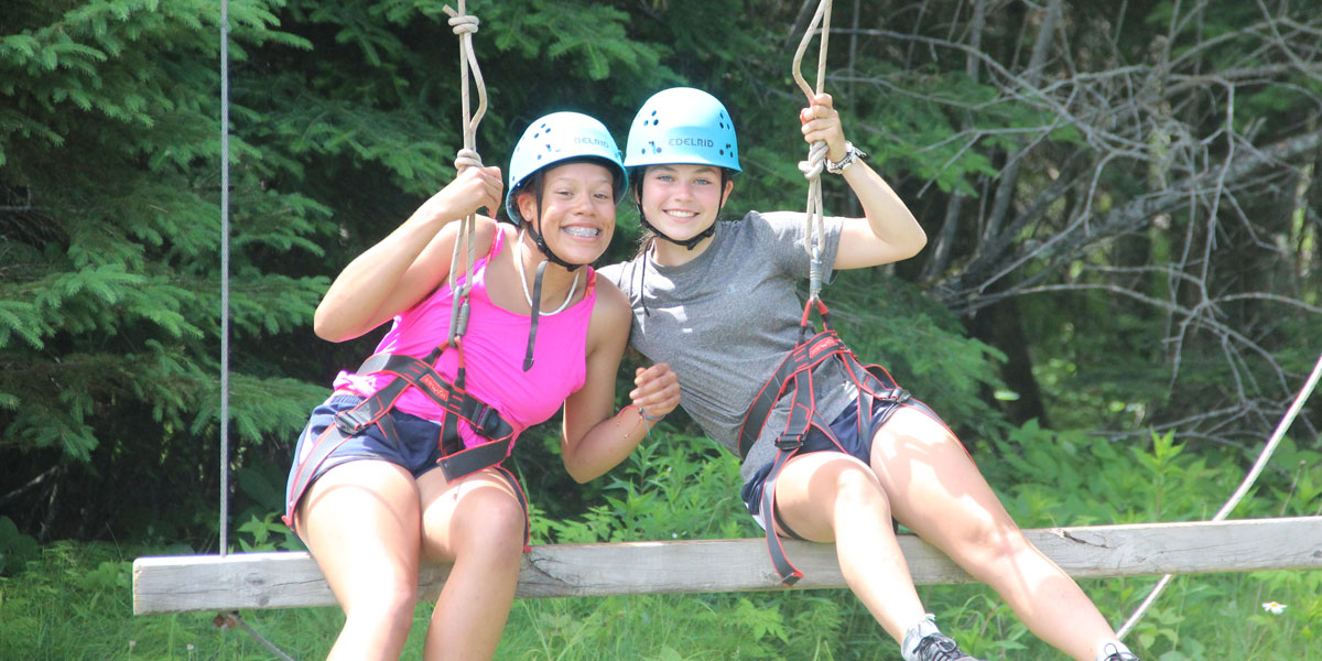 Camp Warren is Minnesota's only single-gender Y camp, ages 7–16