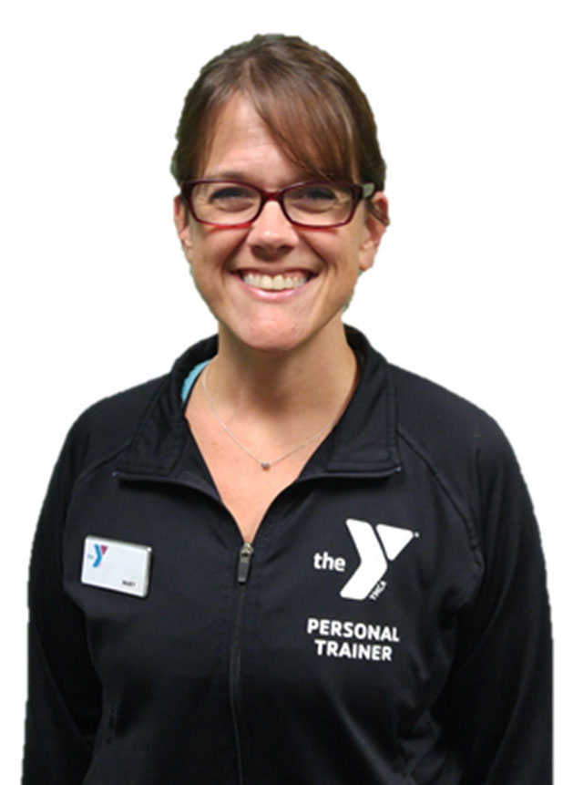 Eagan YMCA personal trainer Mary Brehl