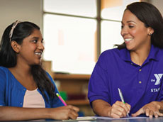 YMCA Supports Young People through Mentoring Programs and Positive Role Models
