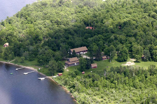 Family Camp at Boy Lake Cabin
