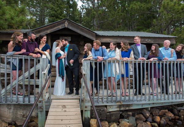 Weddings at Camp du Nord