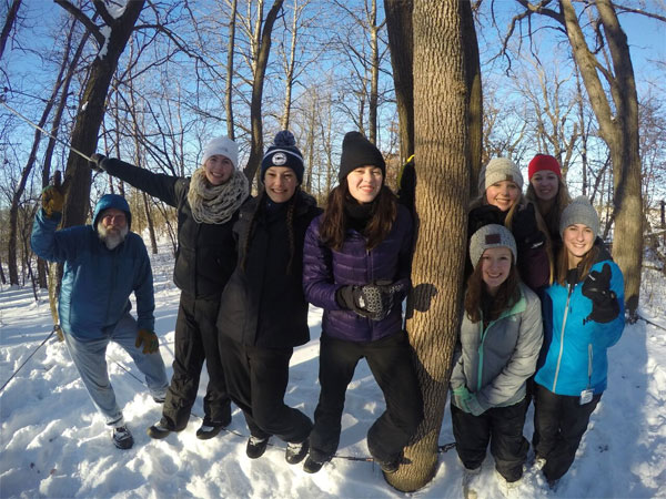 Group Initiatives and Low Ropes