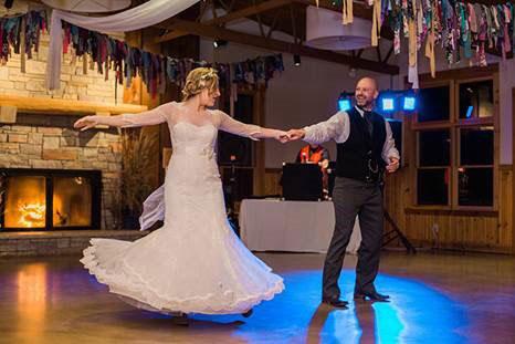 Weddings at Camp St. Croix