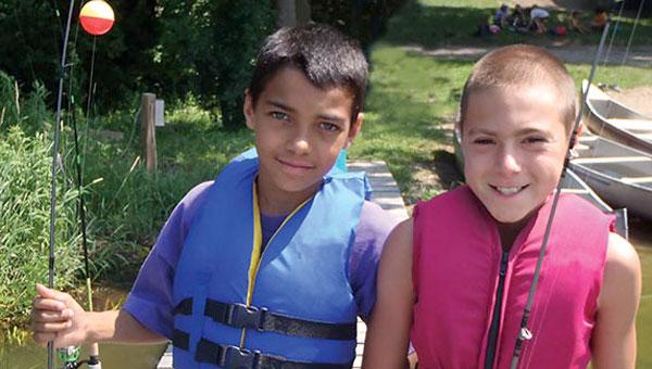 Register for summer Day Camp