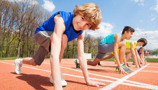 Track & Field starts June 5