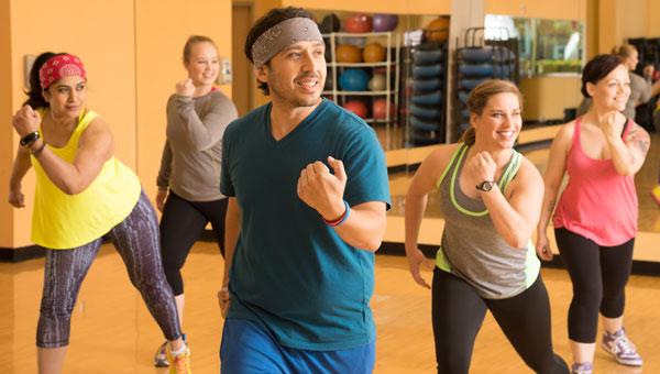 Group Exercise spotlight