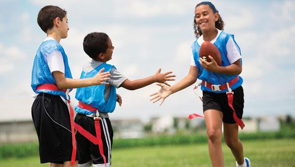 YMCA Summer Sports