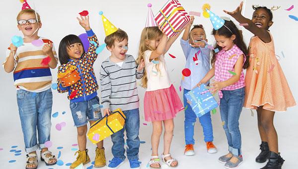 Children's Birthday Party Venue - Southdale YMCA