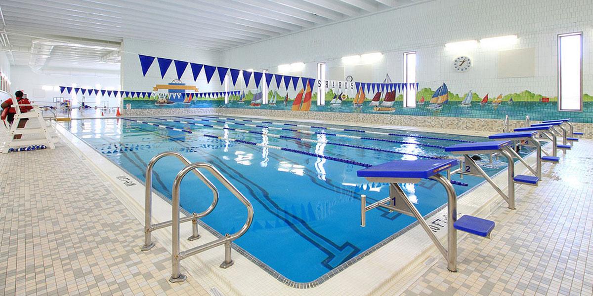 Aquatics Center closed August 27 - September 9