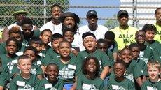 Marcus Williams Leadership Football Camp