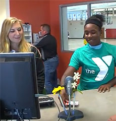 YMCA Engages Young People in Workforce Development Opportunities