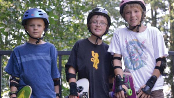 Tri-City Skate Park