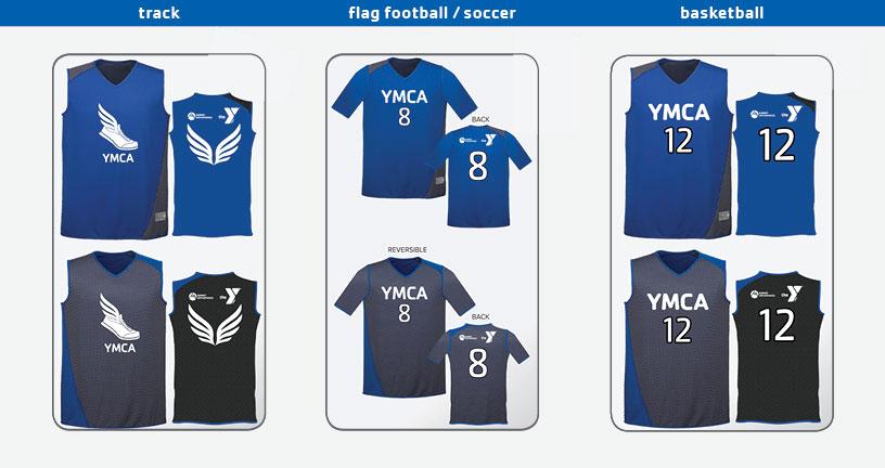 Youth Sports Jerseys