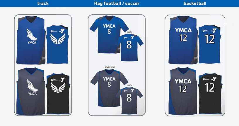 Youth Sports Jersey